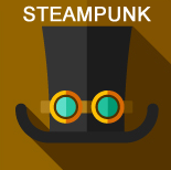 Icon Steampunk