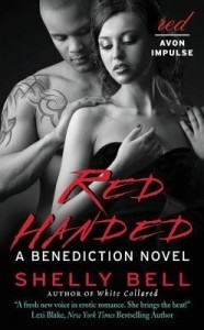 Red Handed goodreads