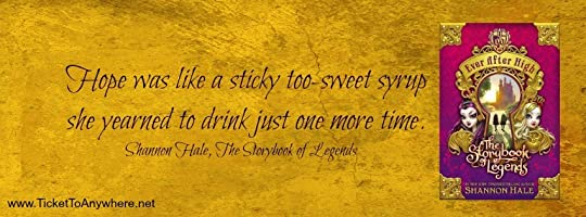 Storybook of Legends Quote