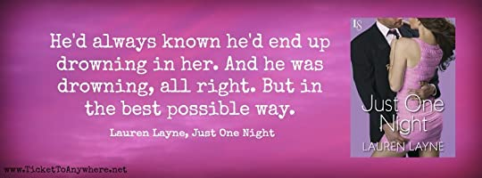 Just One Night Quote