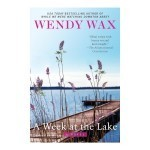 Wendy Week A WEEK AT THE LAKE cover image with border 5X5