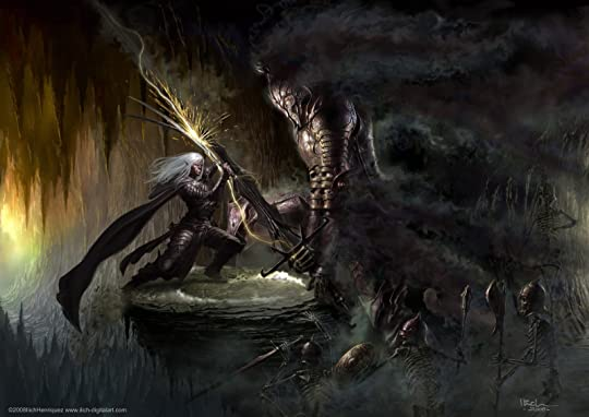 Drizzt the Dark Elf