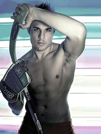 sexy hockey player: