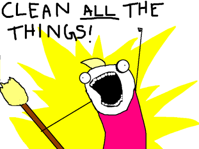 Hyperbole and a Half clean all the things This Is Why I'll Never Be An Adult