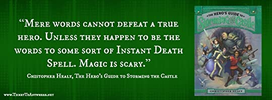 Storming the Castle Quote