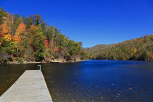 http://www.dreamstime.com/royalty-free-stock-photography-north-carolina-mountain-lake-dock-image30059227