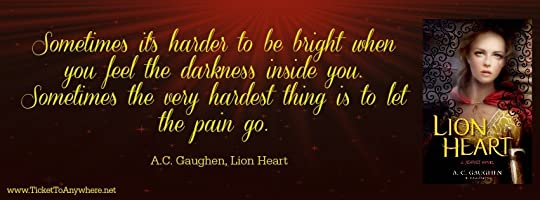 Lion Heart Quote