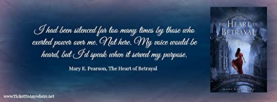 Heart of Betrayal Quote
