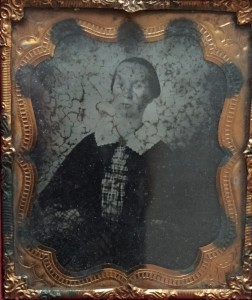 Mary Anne Fitzgerald Holliday, Mattie's mother