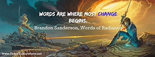Words of Radiance quote