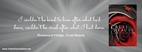 Cruel Beauty Quote