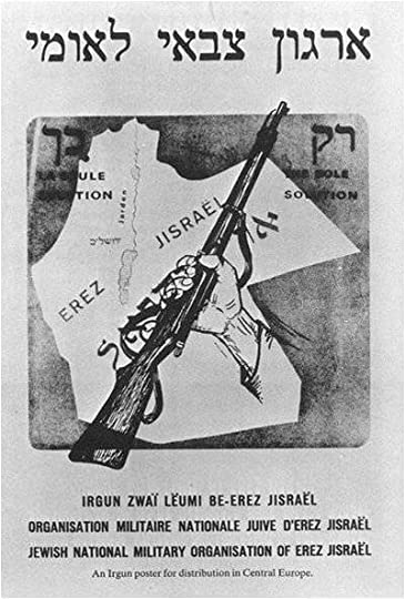 Irgun poster from 1931