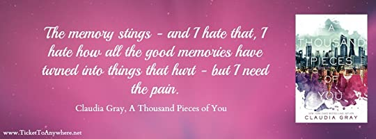 Thousand Pieces of You Quote