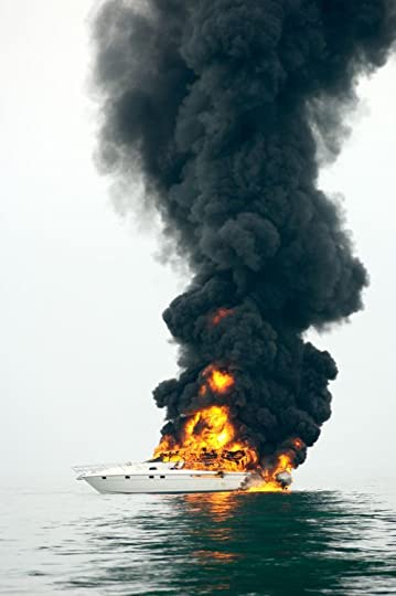 Up In Smoke. Got life raft?