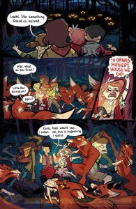 lumberjanes preview 2 via comicbookresources