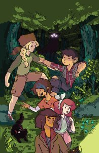 lumberjanes preview 1 via comicbookresources