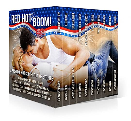 RedHotBoomBoxedSet