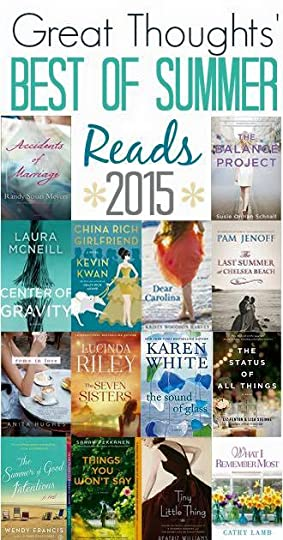 best of summer reads 2015 great thoughts