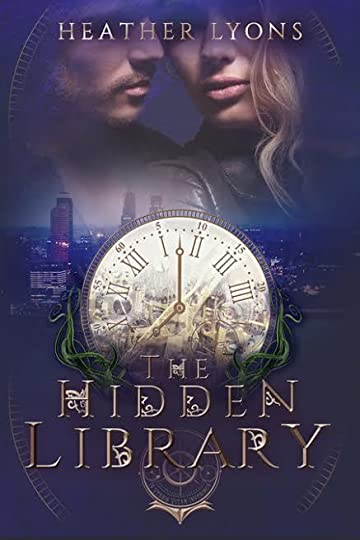 The Hidden LIbrary Cover