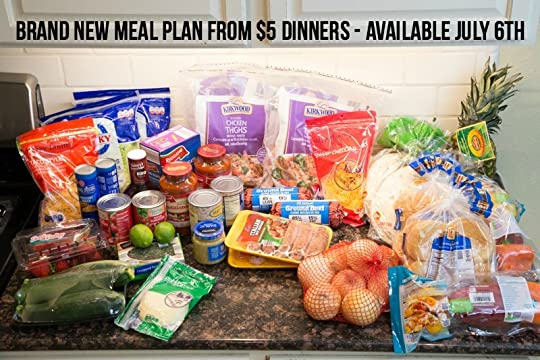 New Meal Plan - Coming Soon