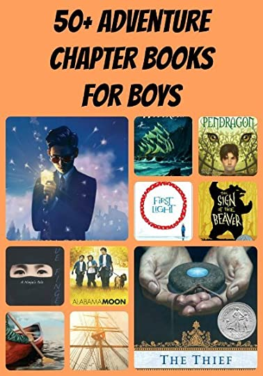 booklists for boys