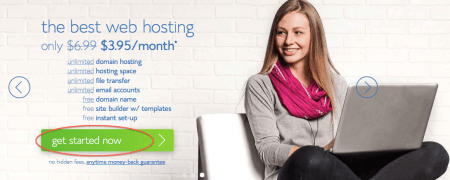 Your Author Website On BlueHost: Get Started