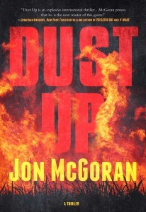 Dust Up, coming April 2016