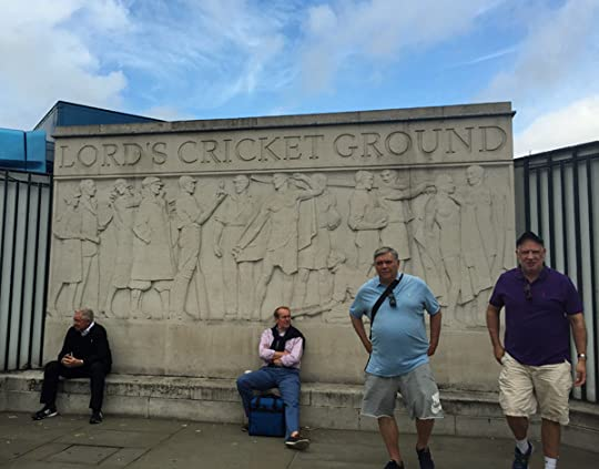 Welcome to Lord's