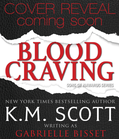 Blood Craving cover reveal coming soon