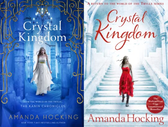 Crystal Kingdom - both covers