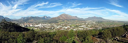 screenshot of Stellenbosch