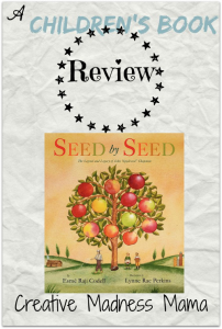 Seed by Seed Johnny Appleseed Review