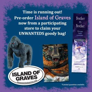 Pre-order from a participating store to get your prize pack!