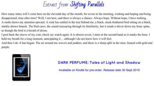 Extract from Shifting Parallels