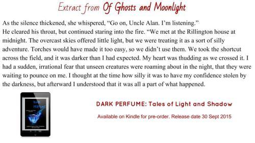 Extract from Of Ghosts and Moonlight