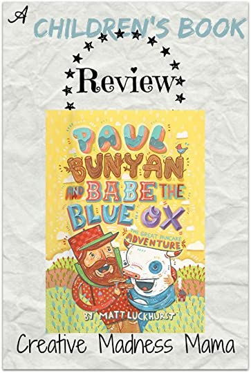 Paul Bunyan and Baby the Blue Ox Review