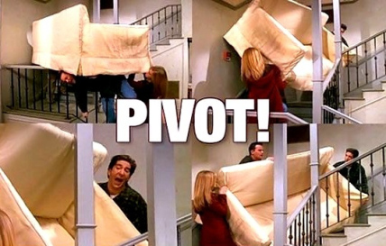 Friends PIVOT