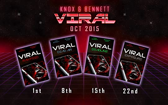 Viral 80's Banner - Promo - small