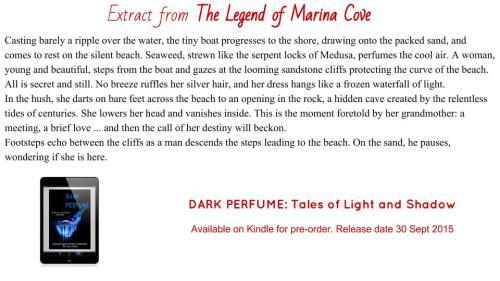 Extract from The Legend of Marina Cove (1)