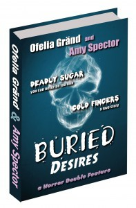 Book Cover Buried Desires