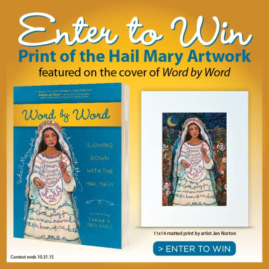 Win the Cover Art of Word by Word