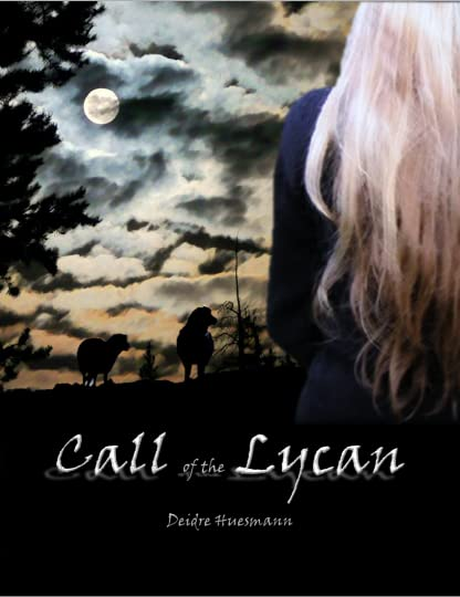 Call of the Lycan Cover - Secrets of the Sequoia Trilogy