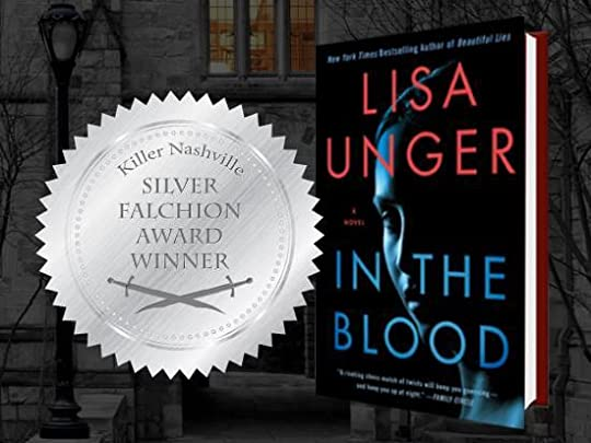 IN THE BLOOD wins the Silver Falchion Award (2015)