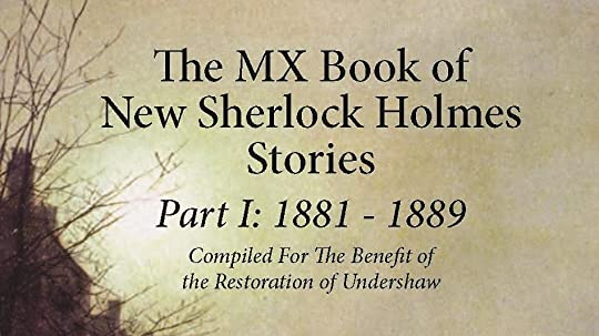 The complete MX Book of New Sherlock Holmes Stories makes for an excellent Christmas gift