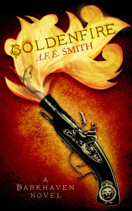 Goldenfire by AFE Smith