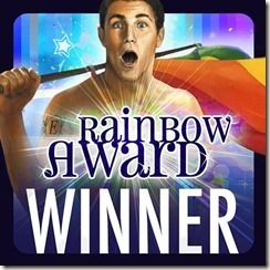 Rainbow Award Winner Badge