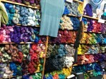 Kelly drags me to a yarn store despite my complaints. What happens next will astound and horrify you!