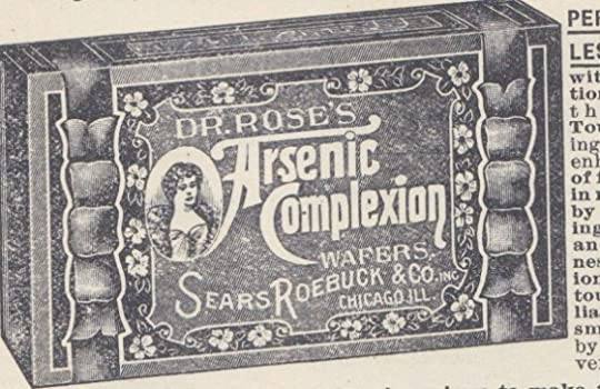 Dr. Rose Arsenic Wafers