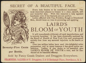 Lairds Bloom of Youth
