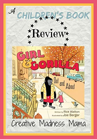 Girl & Gorilla Children's Book Review